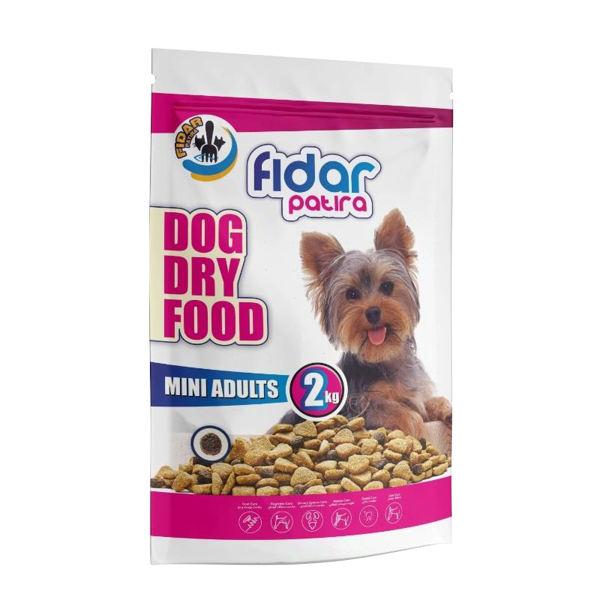 غذای خشک سگ فیدار پاتیرا مدل Mini Adult 2 وزن 2 کیلوگرم