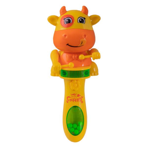 جغجغه مدل Happy Cow