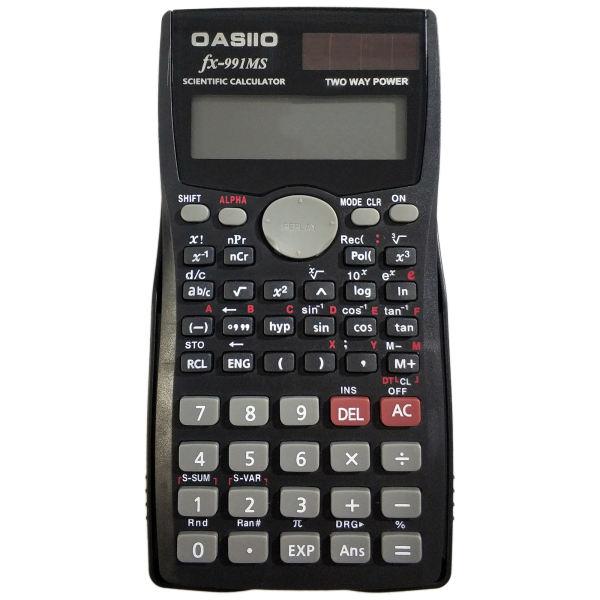 ماشین حساب مهندسی اوسیو مدل fx-991MS