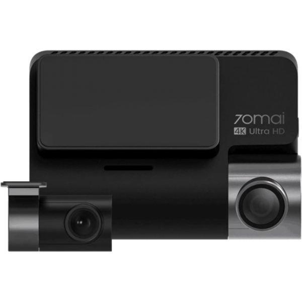 دوربین فیلم برداری خودرو سوِنتی مِی مدل 70maI Dash Cam 4K + Rear Cam Set(RC06) A800S