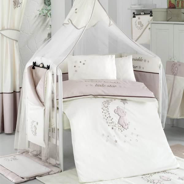 سرویس خواب 9 تکه کودک کیدبو مدل Twinkle-star
