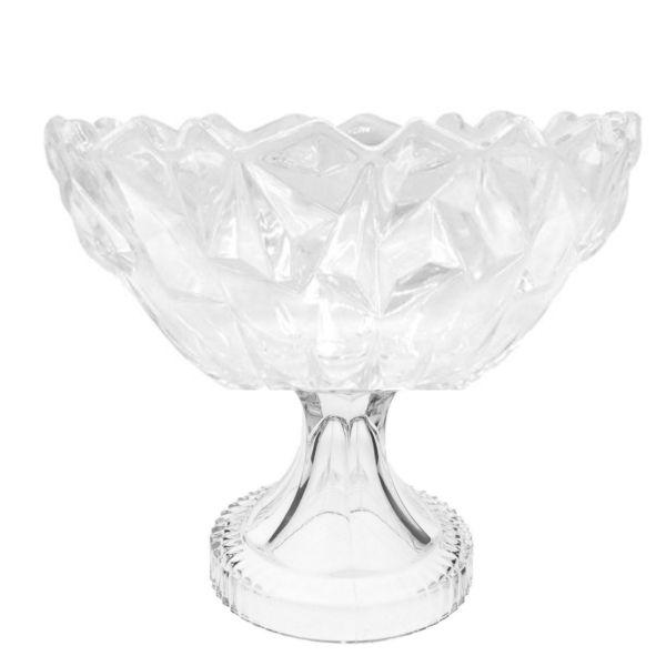 آجیل خوری شیشه و بلور اصفهان مدل مانیسا 136