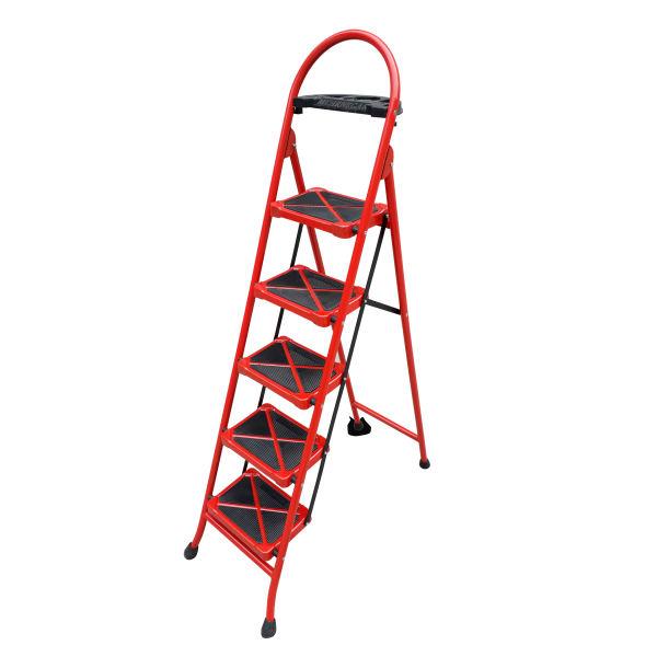 نردبان 5 پله مهرنگار مدل ASEMAN