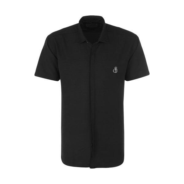 پیراهن آستین کوتاه مردانه مدل BMBT1036