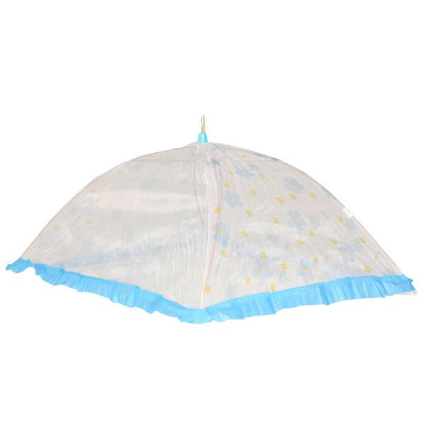 پشه بند کودک اسپرینگ مدل چتری ابی