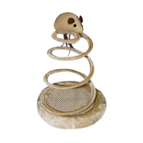 اسباب بازی اسکرچر گربه مدل 001