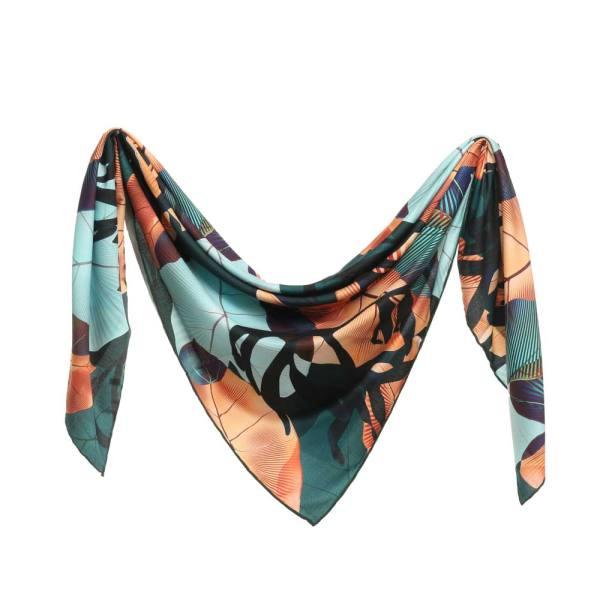 روسری زنانه نوولاشال مدل 044551