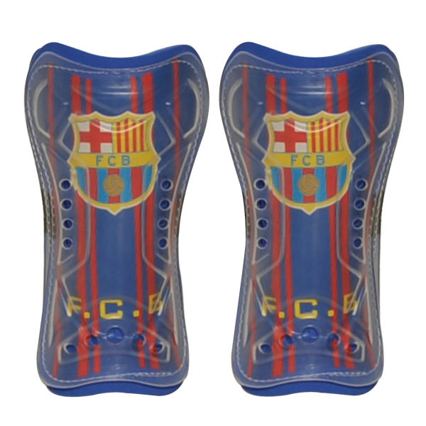 ساق بند فوتبال مدل بارسلونا بسته 2 عددی سایز freesize