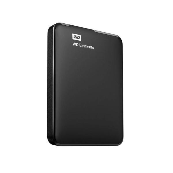 حافظه SSD وسترن دیجیتال مدل WD Eelements ظرفیت 120 گیگابایت