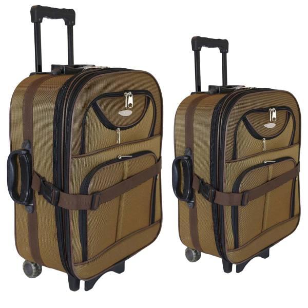 مجموعه دو عددی چمدان مدل BA45