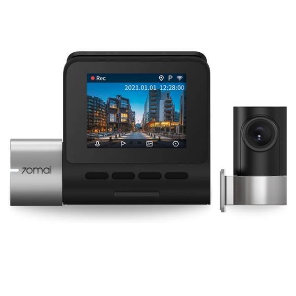 دوربین فیلم برداری خودرو سوِنتی مِی مدل Dash cam Pro Plus + Rear cam Set (Rco6) A500S