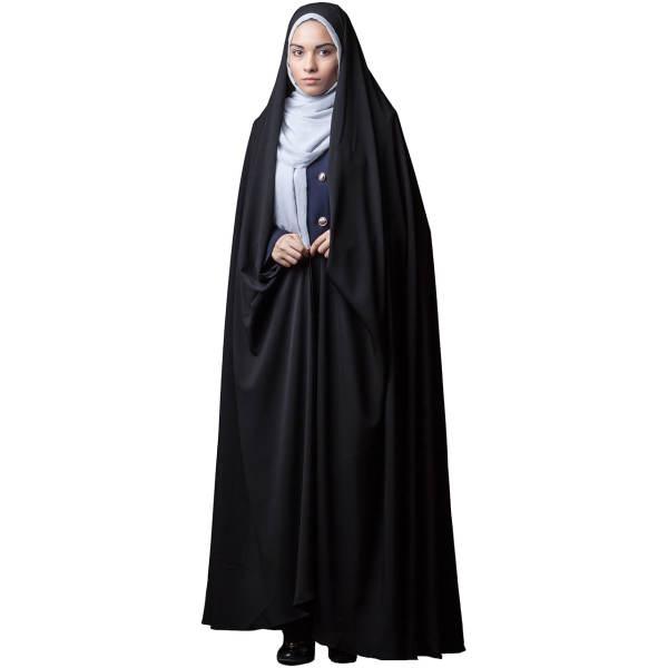 چادر ایرانی حجاب فاطمی کد KaN89