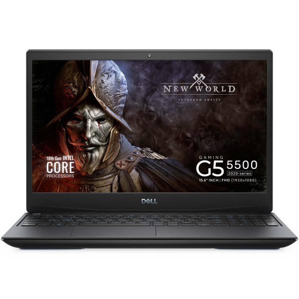 لپ تاپ 15.6 اینچی دل مدل Insprion G5 5500 C