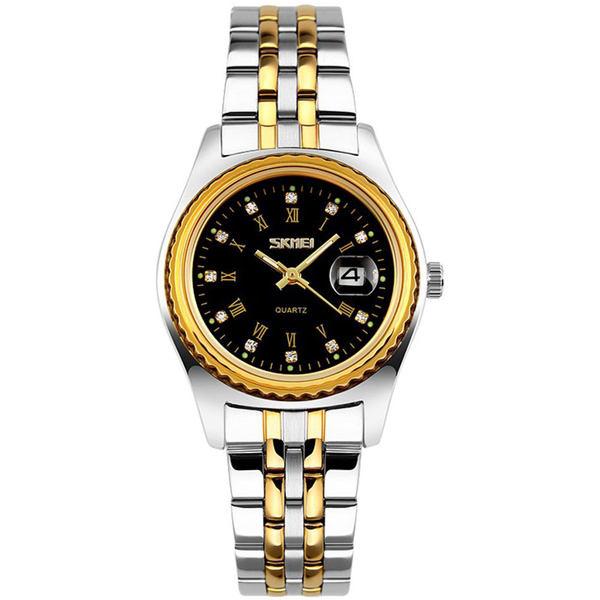 ساعت مچی عقربه ای زنانه اسکمی مدل N0 9098f