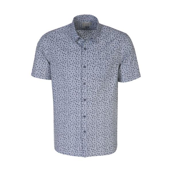 پیراهن آستین کوتاه مردانه مدل هاوایی