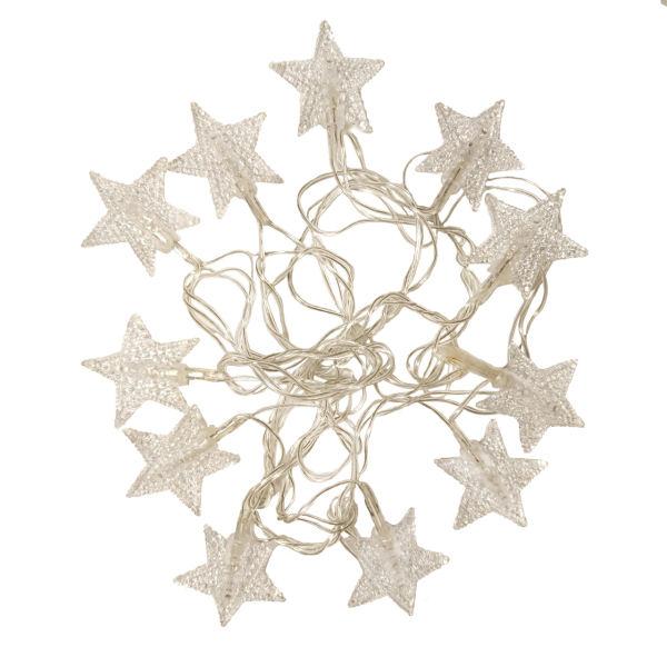 ریسه ال ای دی طرح ستاره 5 متری