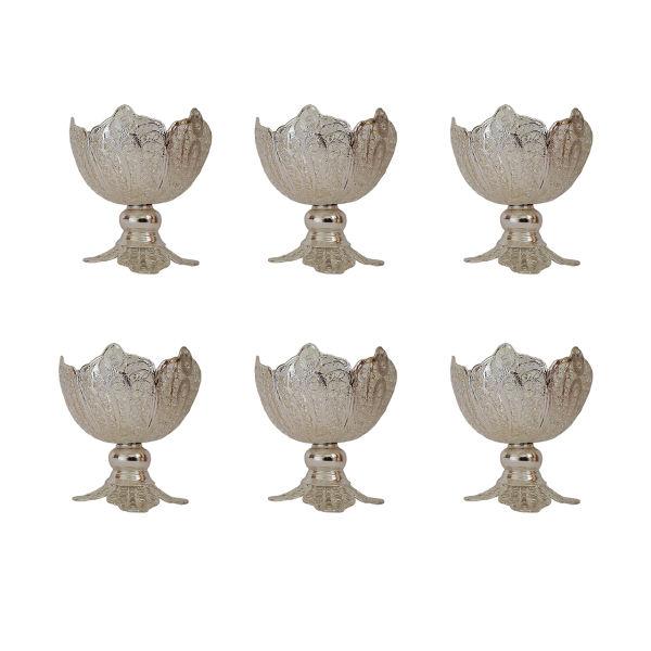 آجیل خوری مدل Nogli مجموعه 6 عددی