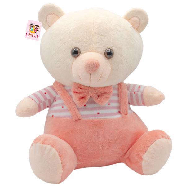 عروسک خرس بی جی دالز مدل kind bear ارتفاع 25 سانتی متر