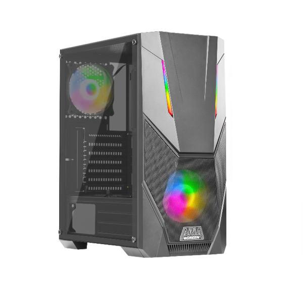 کیس کامپیوتر گرین مدل آریا