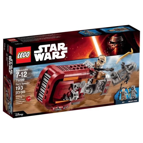 لگو سری Star Wars مدل Reys Speeder 75099