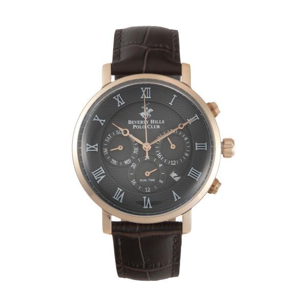 ساعت مچی عقربهای مردانه بورلی هیلز پولو کلاب مدل BP3019X.462