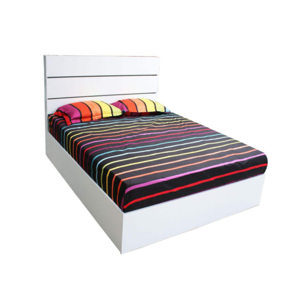 تخت خواب یک نفره مدل 1616 سایز 120×200 سانتی متر