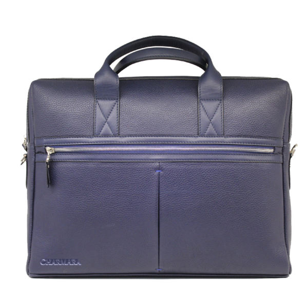 کیف اداری مردانه چرم آرا مدل e082