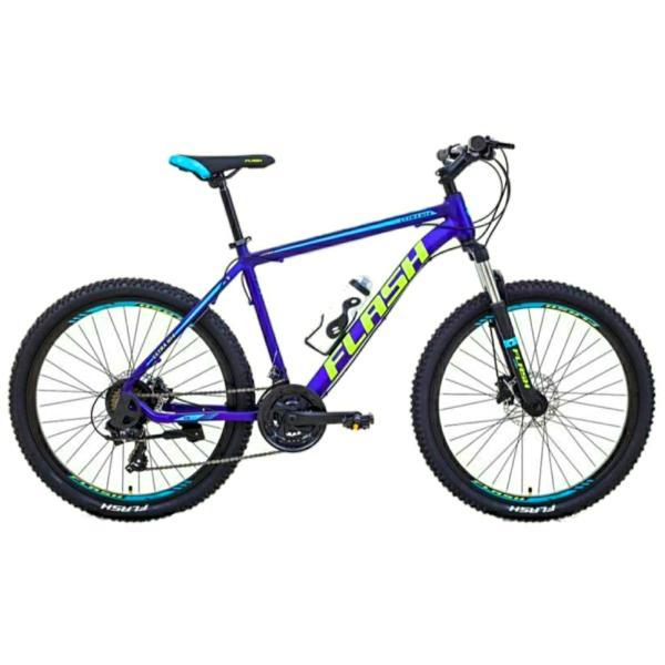 دوچرخه کوهستان فلش مدل H14 سایز 26