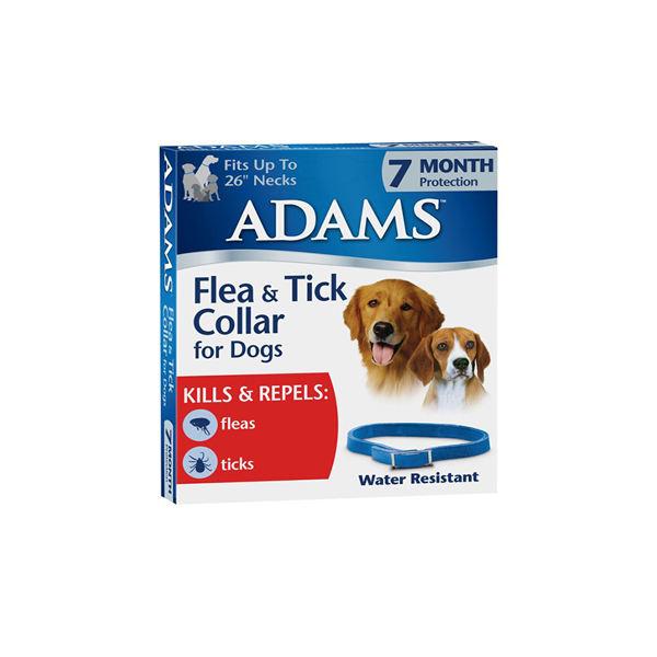 قلاده سگ ضد کک و کنه آدامز مدل 66