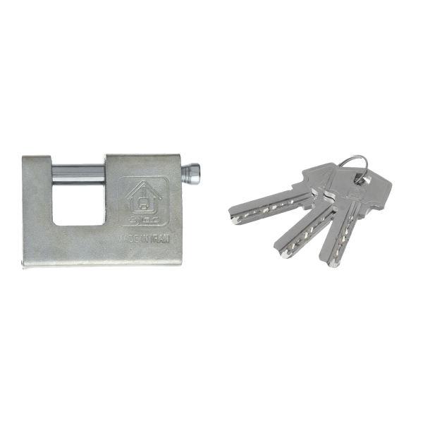 قفل کتابی عمارت مدل BC70