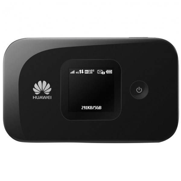مودم قابل حمل 4G LTE هوآوی مدل E5577 به همراه سیم کارت 4G و 25.5 گیگابایت اینترنت و یک ماه اشتراک فیلیمو