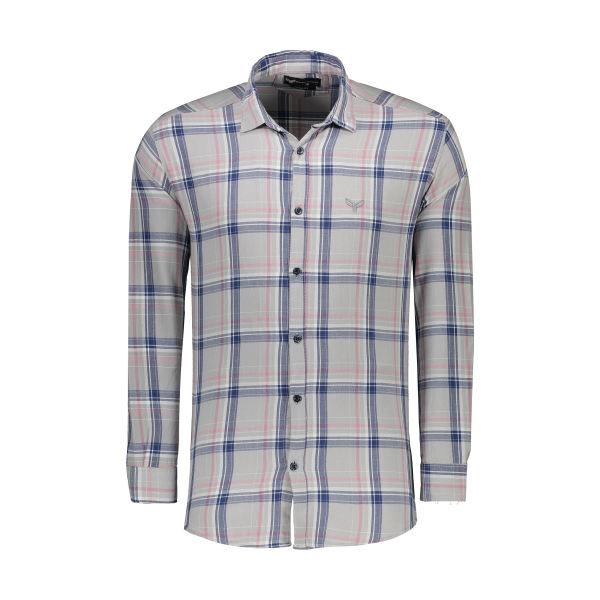 پیراهن آستین بلند مردانه پیکی پوش مدل M02526