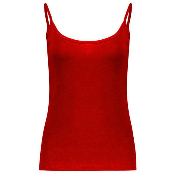 تاپ زنانه مدل AS1061 رنگ قرمز