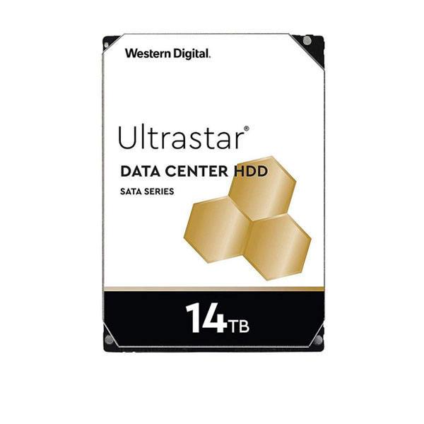 هارد دیسک اینترنال وسترن دیجیتال مدل 0F31284 Ultrastar ظرفیت 14 ترابایت