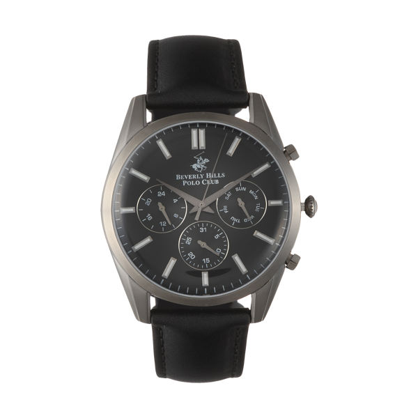 ساعت مچی عقربهای مردانه بورلی هیلز پولو کلاب مدل BP3028X.061