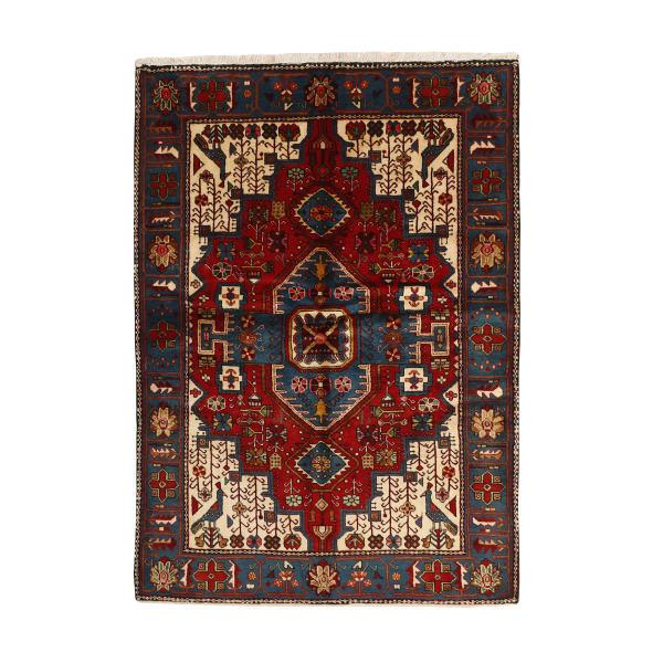 فرش دستبافت سه متری مدل نهاوند ایلیاتی کد r521099