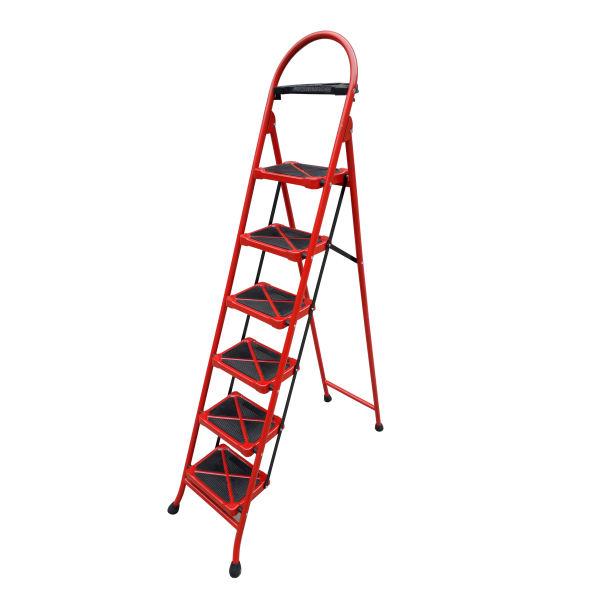 نردبان 6 پله مهرنگار مدل ASEMAN