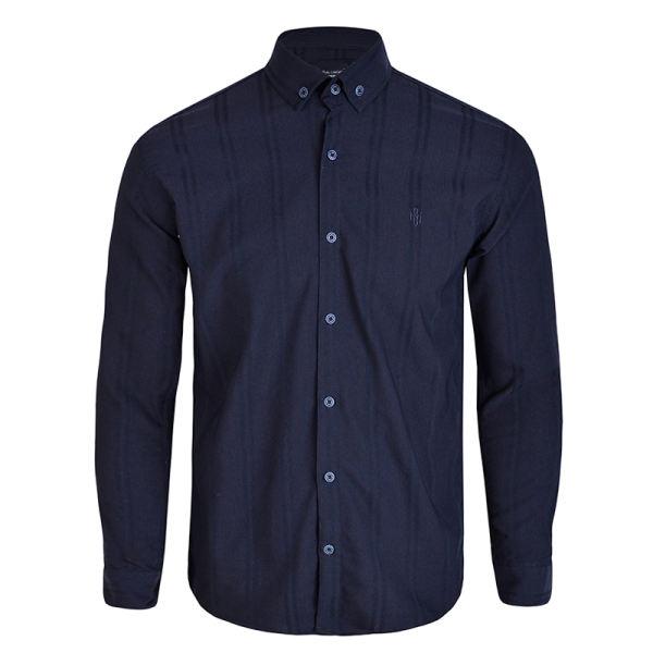 پیراهن آستین بلند مردانه مدل BMBT1070