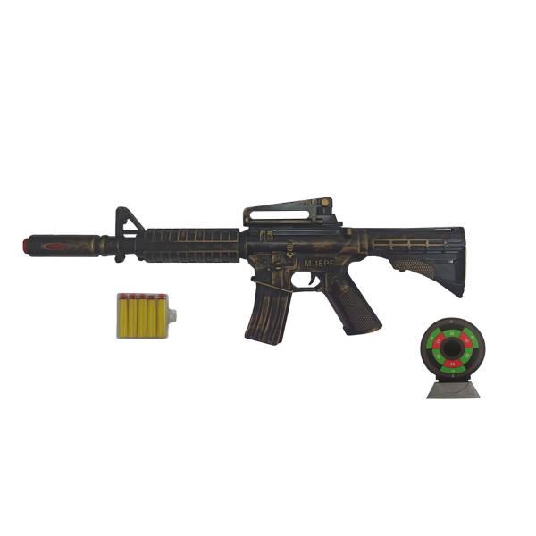 تفنگ بازی گلدن گان مدل naabsell-p10 مجموعه 3 عددی