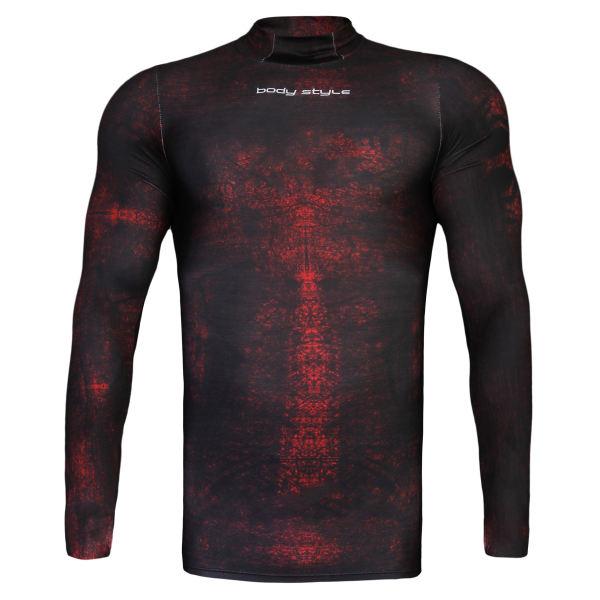 تی شرت ورزشی مردانه مدل TS-105-GH