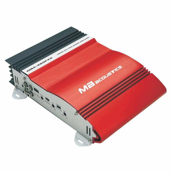آمپلی فایر خودرو ام بی -خودرو مدل MBA-260FX2