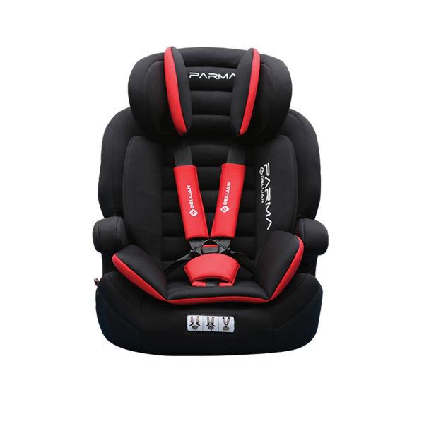 صندلی خودرو کودک دلیجان مدل پارما کد 02