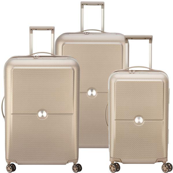 مجموعه 3 عددی چمدان دلسی مدل TURENNE کد 1621980