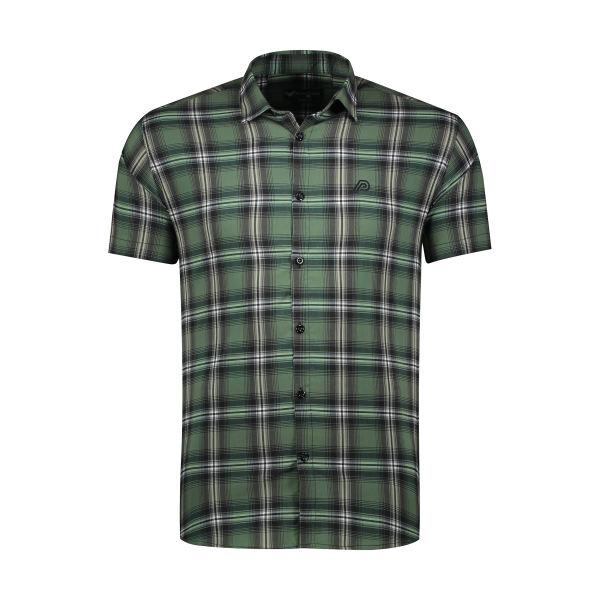 پیراهن آستین کوتاه مردانه پیکی پوش مدل M02460