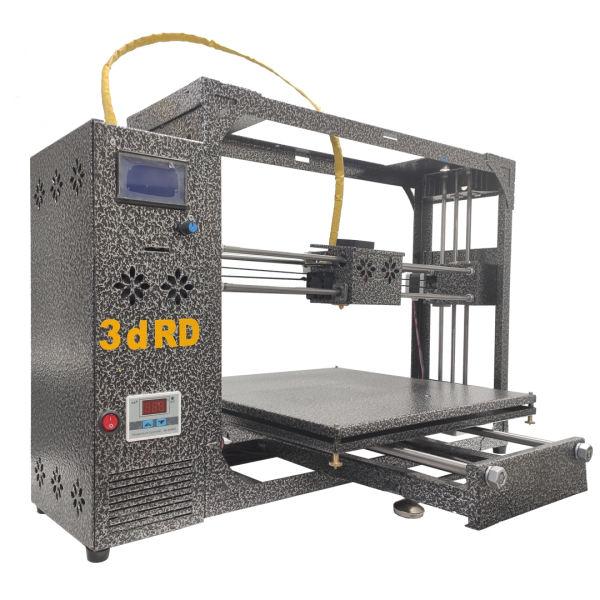 پرینتر سه بعدی نیمه صنعتی مدل 3dRD