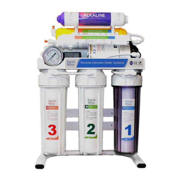 دستگاه تصفیه کننده آب آکوا من مدل M7