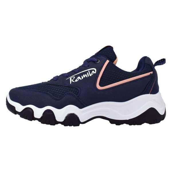 کفش مخصوص پیاده روی زنانه رامیلا مدل مونیخ کد 7660
