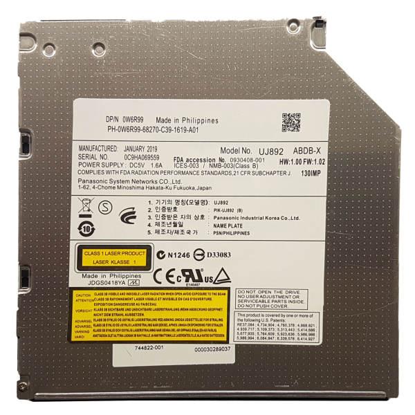 درایو DVD اینترنال مدل UJ892