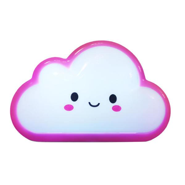 چراغ خواب کودک مدل ابری 01