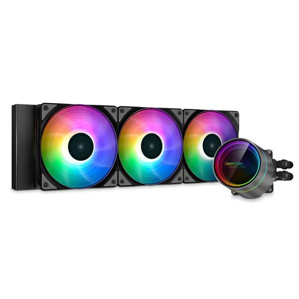 سیستم خنک کننده آبی دیپ کول مدل CASTLE 360EX A-RGB